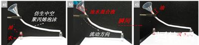 ?宁波材料所郑文革团队制备出高效油水分离的中空梯度聚丙烯泡沫