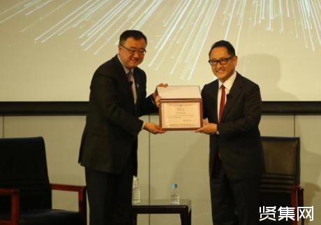?丰田汽车与清华大学成立联合研究院,共同探讨氢燃料等项目