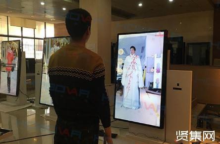 虚拟试衣间市场前景广阔,2024年虚拟试衣间市场规模将达到76亿美元