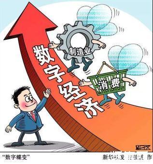 全球加速迈向智能主导的数字经济新时代