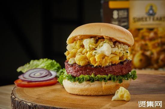 雀巢宣布子品牌Sweet Earth将于今秋在美推出植物人造肉汉堡