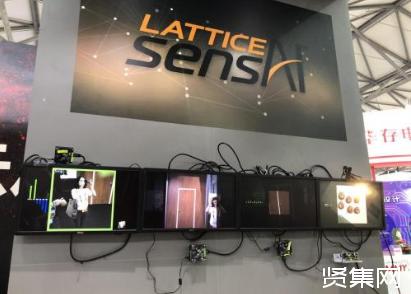 莱迪思为工业视觉升级推出全新CrossLink参考设计