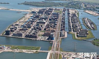 阿姆斯特丹港试用海上无人机检查船舶深度