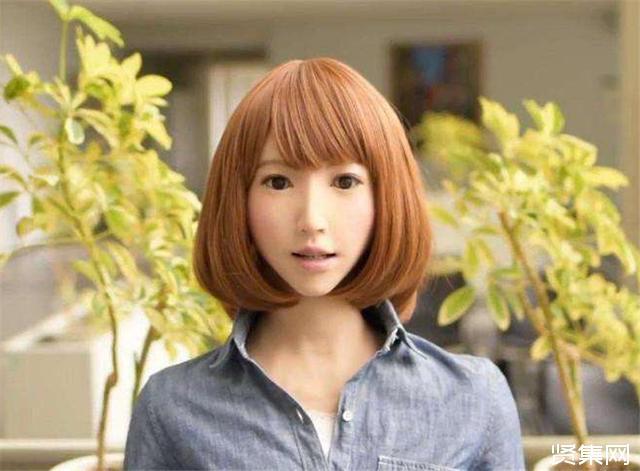 """日本""""女性机器人""""火了,高档硅胶+仿真制作,用户用完都说好!"""