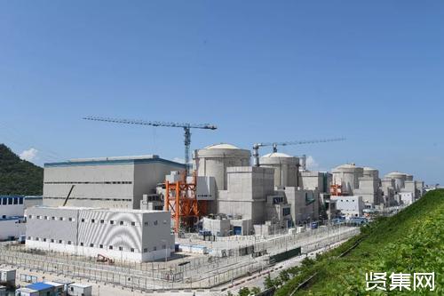 阳江核电站正式投运 成为全球最大的在运轻水压水堆核电基地
