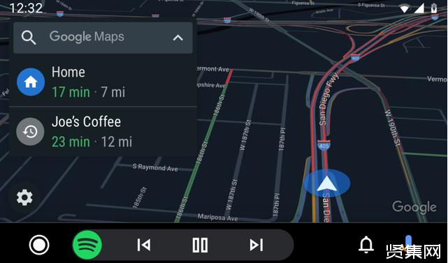谷歌推出升级的Android Auto 简化了驾驶时的常见任务