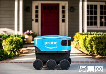 亚马逊自动驾驶送货机器人Scout将进军加州