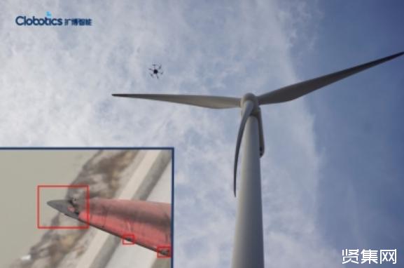 人工智能迎来落地时代,风力发电运维巡检上演无人机硬核剧情