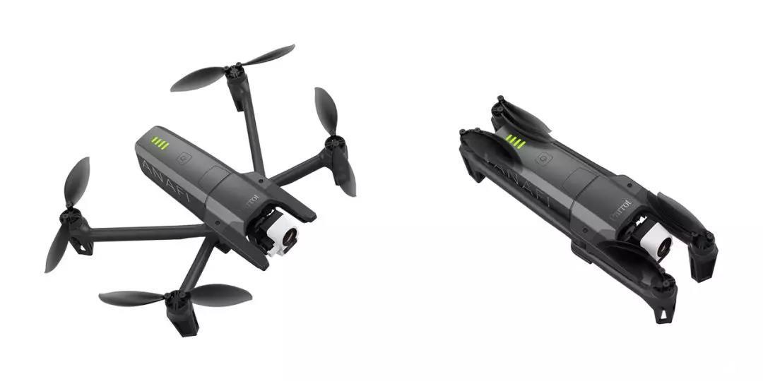 Parrot 推出新品无人机ANAFI Thermal 提供热成像应用