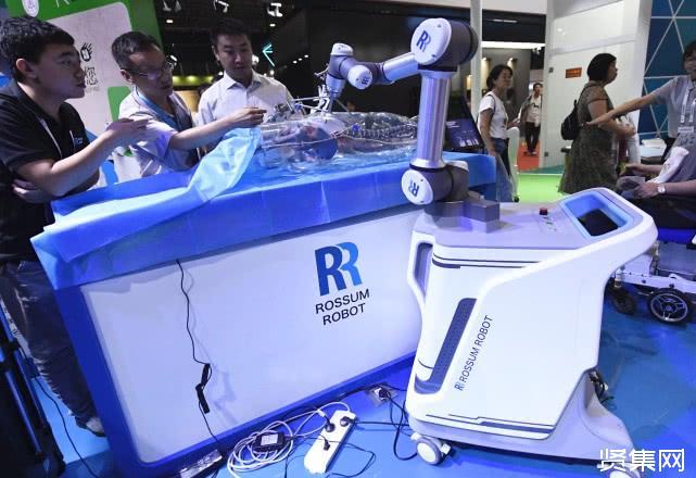 骨折复位、颅内活检……医疗机器人秀高超本领