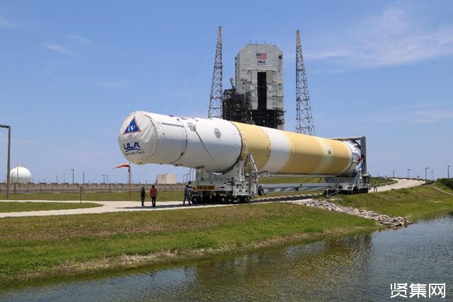 第二颗美国第三代全球定位系统(GPS)卫星送入太空