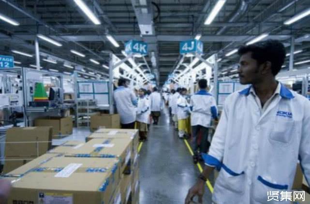 富士康将在印度培训十万工人 扩大代工