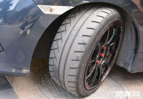 什么是半热熔轮胎?半热熔轮胎雨天很滑吗?