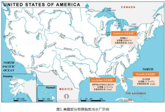 美國水環境治理現狀及對中國脫氮事業的啟示