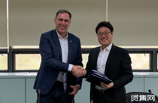 ?拜騰汽車與韓國汽車零部件商簽訂合作,共同開拓韓國電動車市場