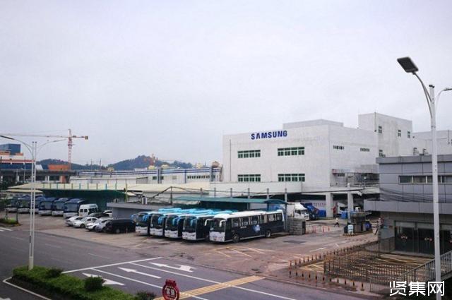 三星惠州工厂停工:三星彻底停止了在中国的手机生产