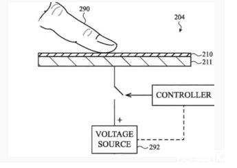 蘋果研發出新型觸覺鍵盤系統,已申請專利