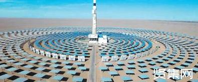 中国首座太阳能光热示范电站:追光逐日德令哈!