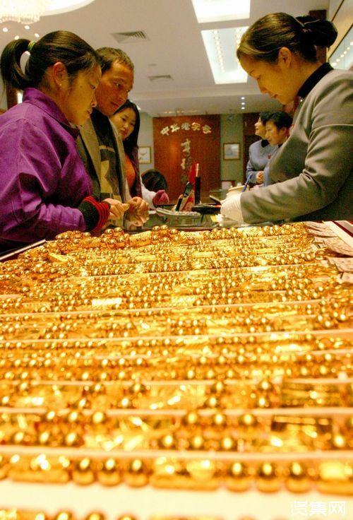 中国黄金市场连接全球再进一步!
