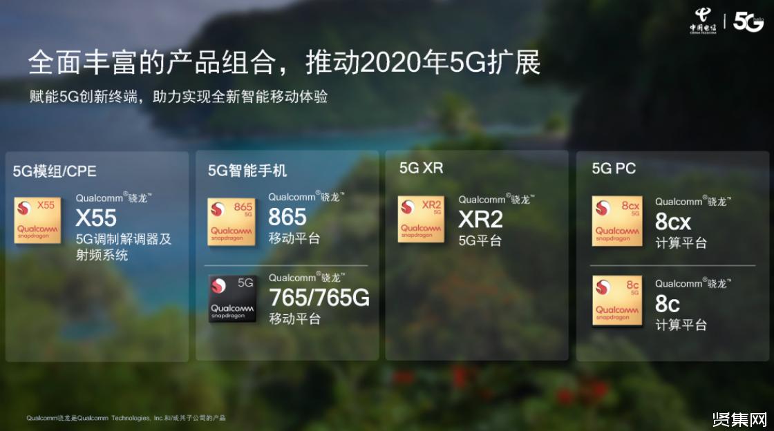 高通与中国电信深化合作,共同推进5G创新商用落地