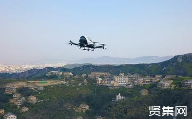 亿航智能获颁全球首个自动驾驶飞行器物流试运行许可