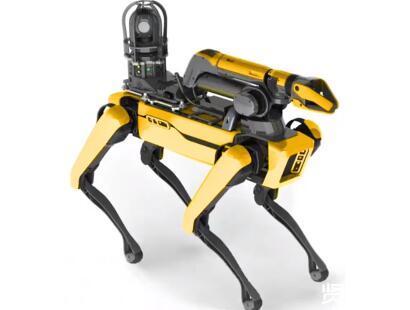 網紅機器人波士頓機械狗開售,起售價為74500美元