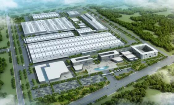 《【天富娱乐代理】北京汽车整车制造总部基地开工奠基 将带动千亿级上下游产业链条》