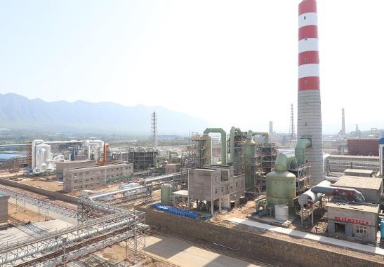 《【欧亿在线登陆注册】豫光再生铅资源循环利用及高效清洁生产技改项目熔炼系统竣工试产》
