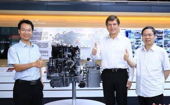 《【天富娱乐怎么代理】长城汽车全新动力总成亮相 发动机热效率可达38.3%》