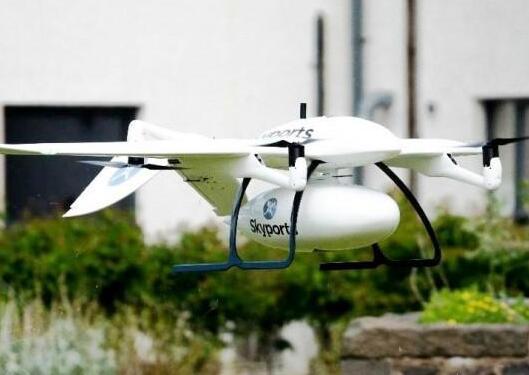 《【天富娱乐怎么代理】Skyports与Robotic Skies合作 开发无人机UAS维护计划》