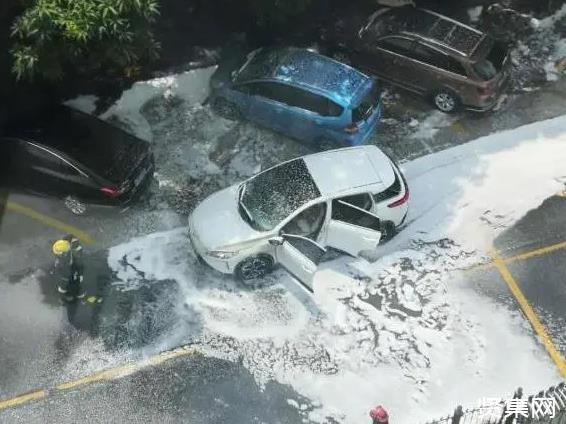 小鹏汽车G3广州起火,官方称电池严重受损,三元锂电池真的易燃吗?