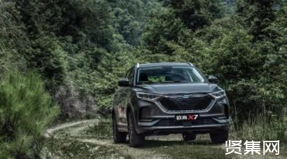 """十万级SUV""""黑马""""长安欧尚X7,实力到底有多强劲?"""