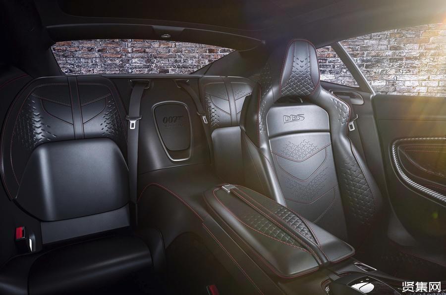 配合007电影,致敬道具车,阿斯顿·马丁推两款特别版车型