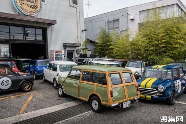 历史往事:日本汽车文化的15个特点
