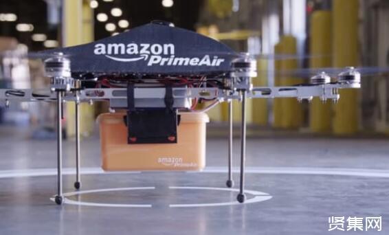 亚马逊无人机获美国联邦航空局批准 30分钟内送货上门