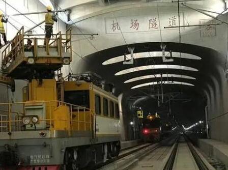 《【天富娱乐平台代理】京雄城际铁路全线轨通:智能高铁打造雄安北京30分钟交通圈》