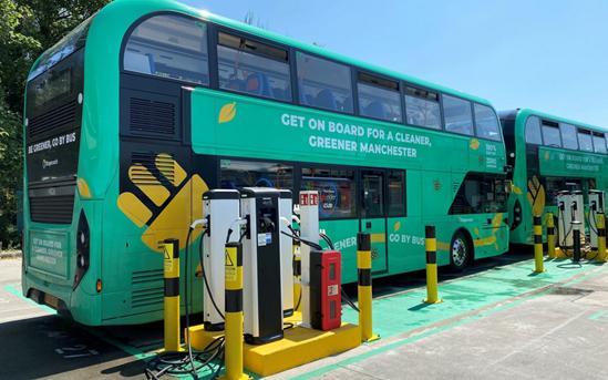 英国加快部署电动汽车充电设施