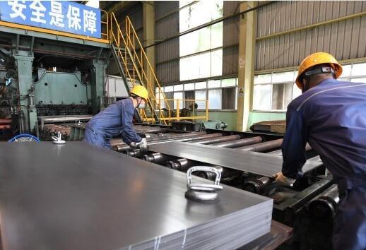 《【天富代理官网】武钢造出世界上最平整热轧钢板 助力国产大型水电站磁轭钢实现国产化》