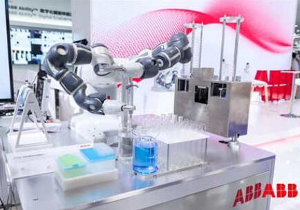 《【天富娱乐总代理】ABB全球首发机器人新品IRB 1300 速度更快,体重更轻》