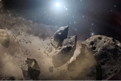《【天富娱乐平台代理】中国将发射太空采矿机器人 小行星未来或成地球的资源矿山》