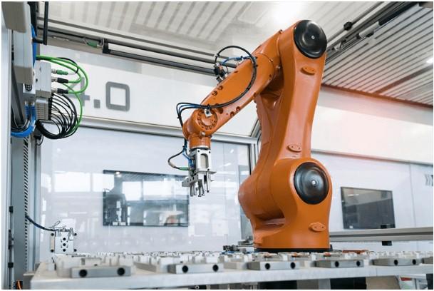 工业机器人的无损检测