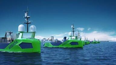 《【天富代理官网】全球首批机器人舰队 为深海勘探提供有效技术支持》