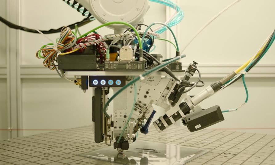 硅谷一公司发布用于连续碳纤维的新型高速3D打印机