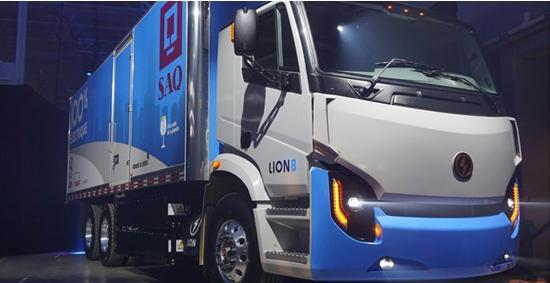 《【天富平台主管】ABB公司和Lion Electric公司达成合作简化电动卡车充电基础设施》