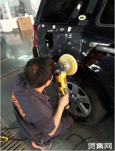 汽车油漆工都做些什么,具体的工作内容都在这了