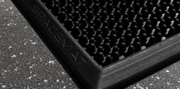 Space Blue开发基于再生橡胶的石墨烯增强地板垫 遏制废旧轮胎