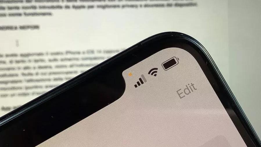 《【天富测速登录】详解iphone和ipad上橙色和绿色圆点的含义》