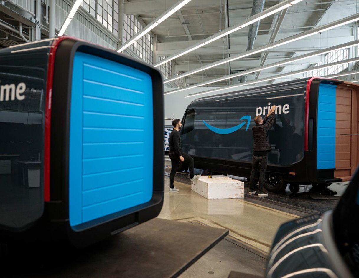 《【天富代理主管】亚马逊的新型电动送货卡车将于2021年上路》