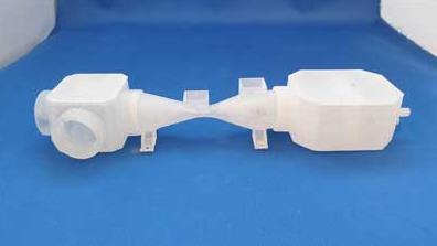 第一个3D打印呼吸机或在数月内上市 成本为商用呼吸机的十分之一