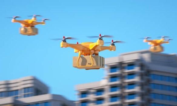 无人机技术和5G –两者如何互相帮助